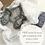 Thumbnail: Catnip Toys (Grey Fish Set)