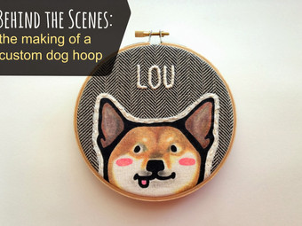 A Day in the Life of a Custom Dog Hoop