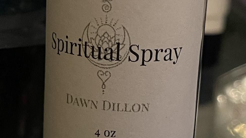 Spiritual Spray