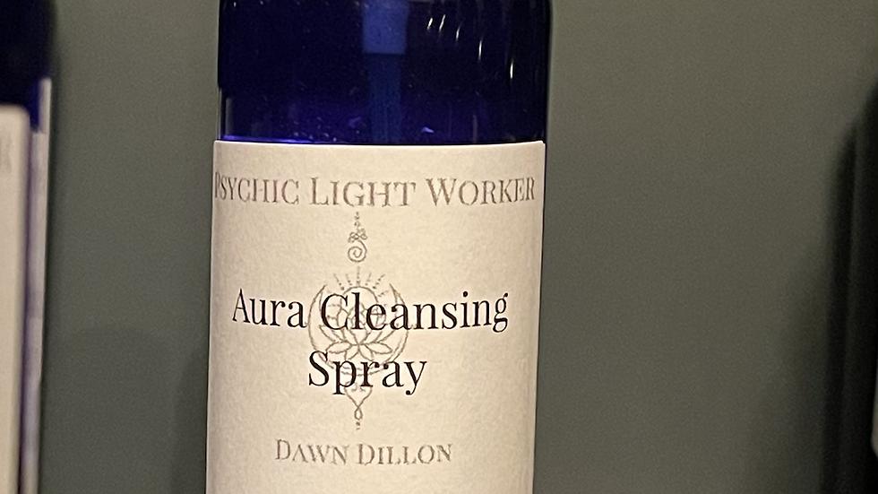 Aura Cleansing Spray