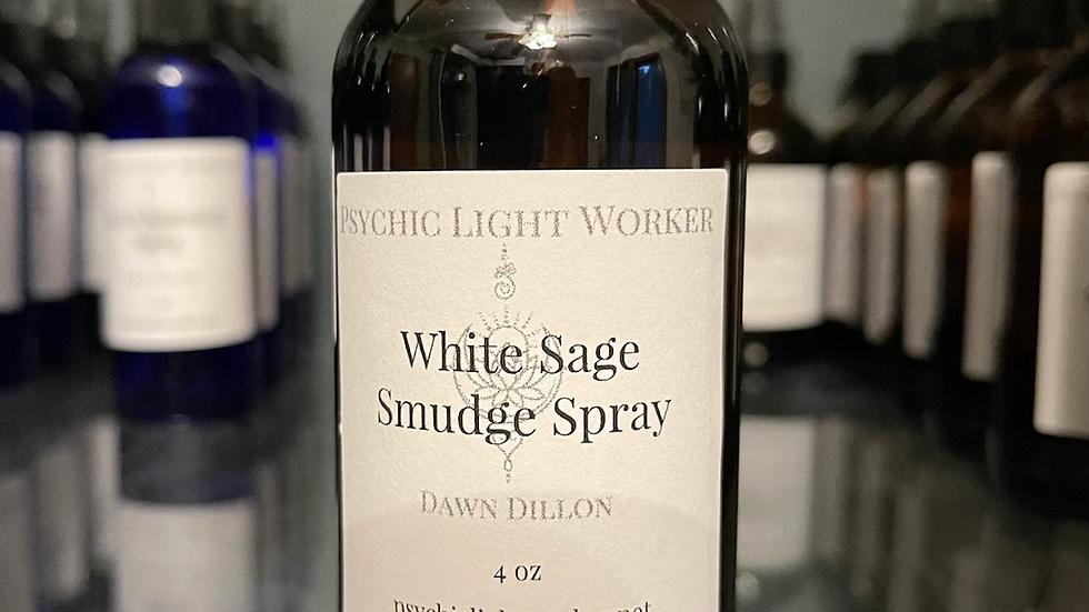 Sage Smudge Spray