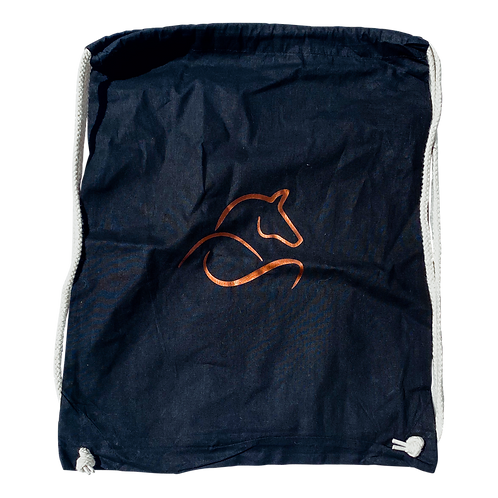 Cap bag Horse tail