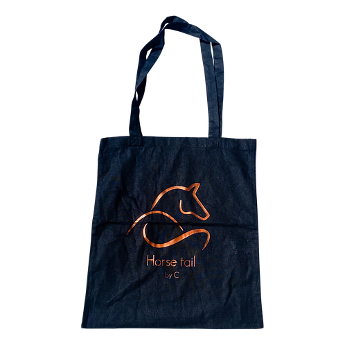 Horse tail Tote bag