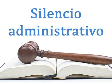 La administración pública no ha dictado resolución ¿ahora que hago? #silencioadministrativo #39/2015