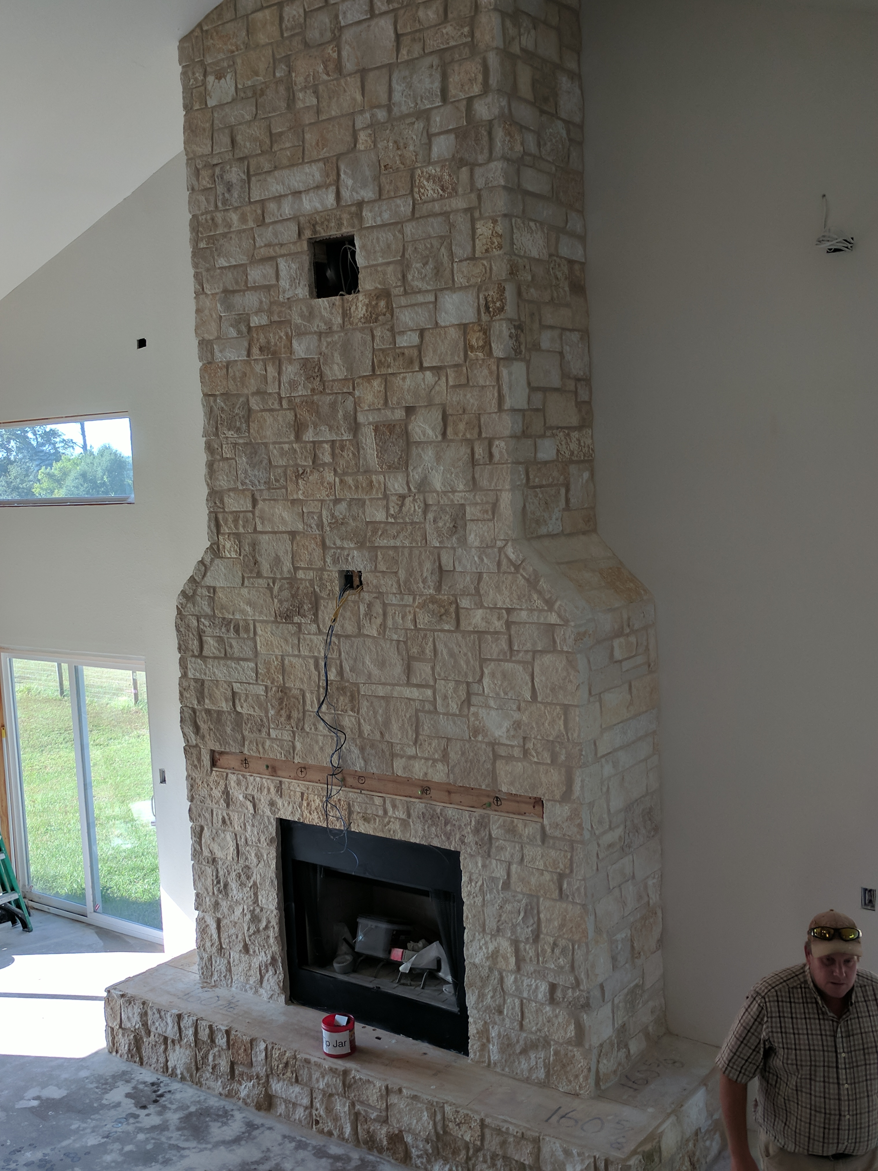 Fireplace winnsboro