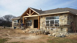 Stone Home In Arbala , Texas