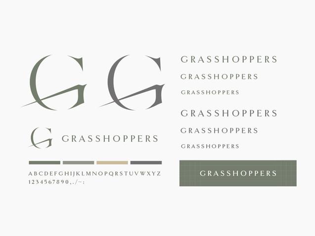 glasshoppers typo system