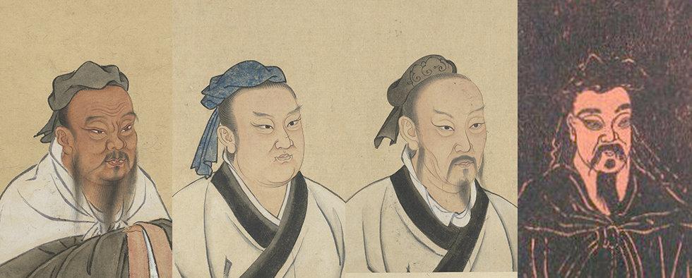 五常の教え,始祖,孔子