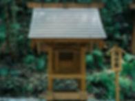 五常の滝,聖廟