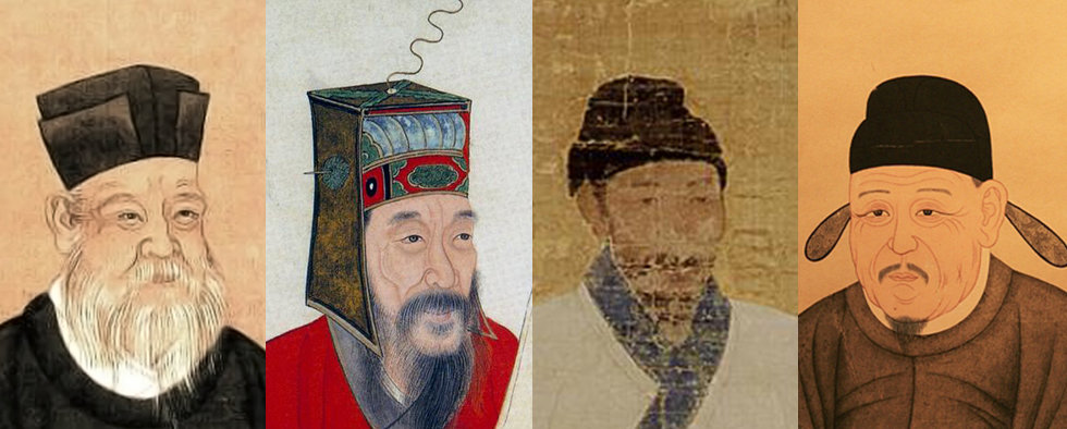 五常の教え,儒学者,儒学