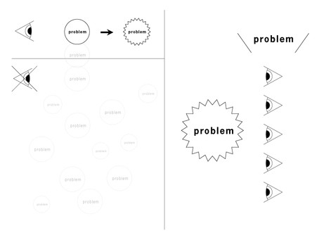 """問題は""""後から""""問題だと気づく。"""
