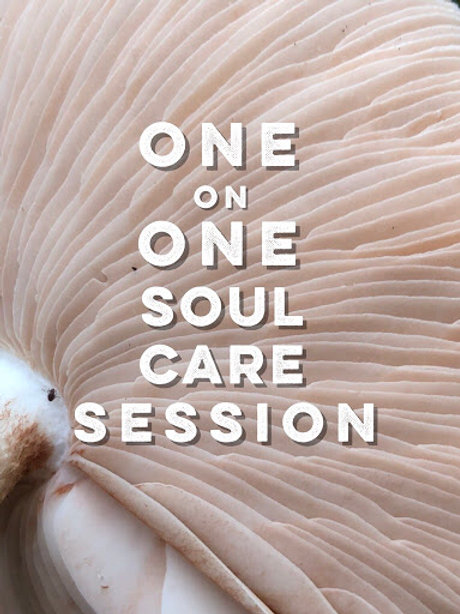 One on One Soul Care Session