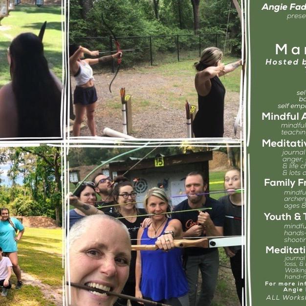 Tomball, Texas Meditative Archery Workshops