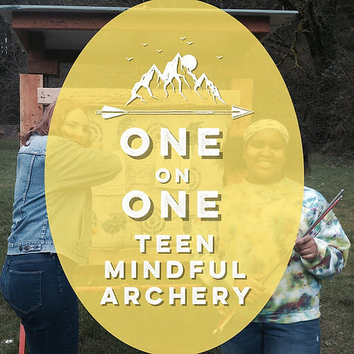 One On One Teen Mindful Archery