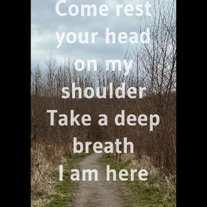 Come Rest Your Head On My Shoulder