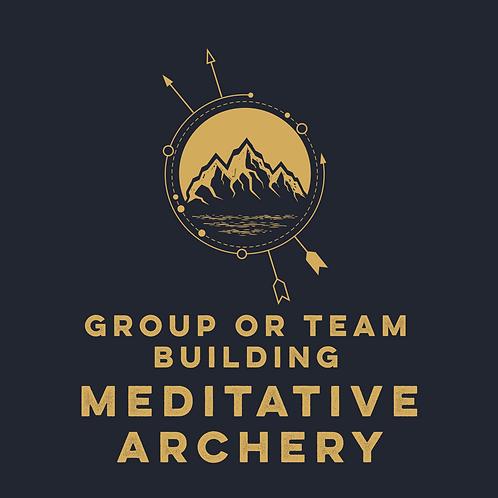 Group or Team Building Meditative Archery