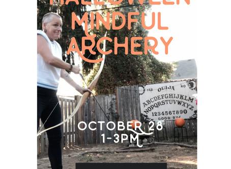 Halloween Archery