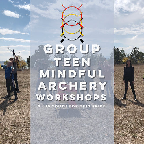 Group Teen Mindful Archery
