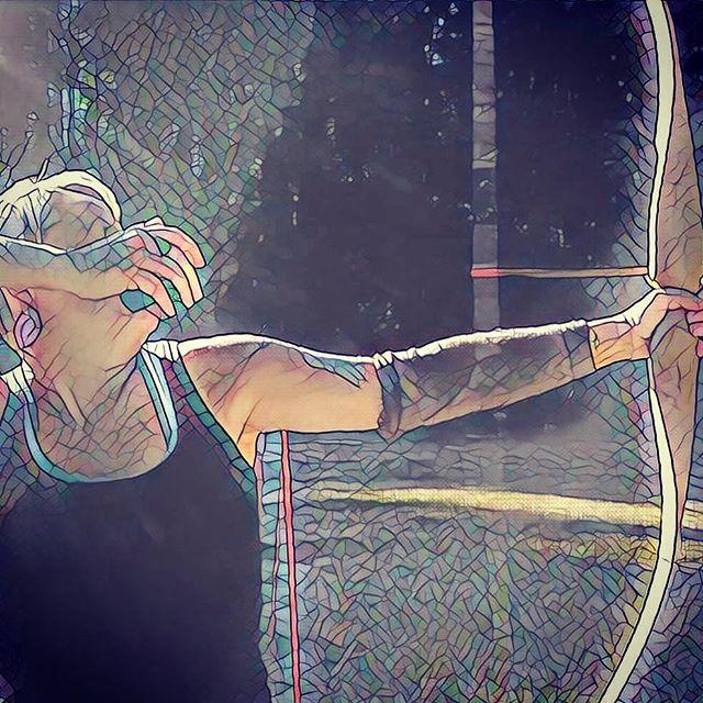 Meditative Archery