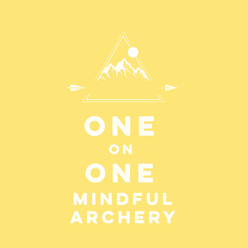 One On One Mindful Archery