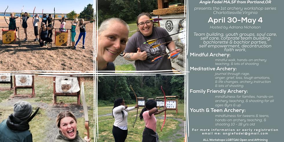 C'Ville Meditative Archery Workshops