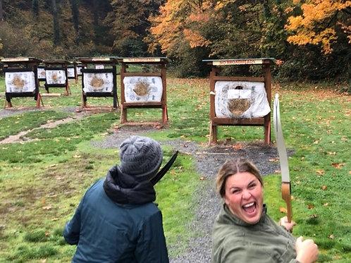 Mindful Archery Workshop