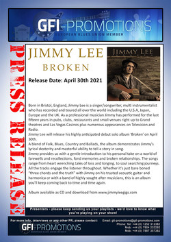 Jimmy Lee - Broken