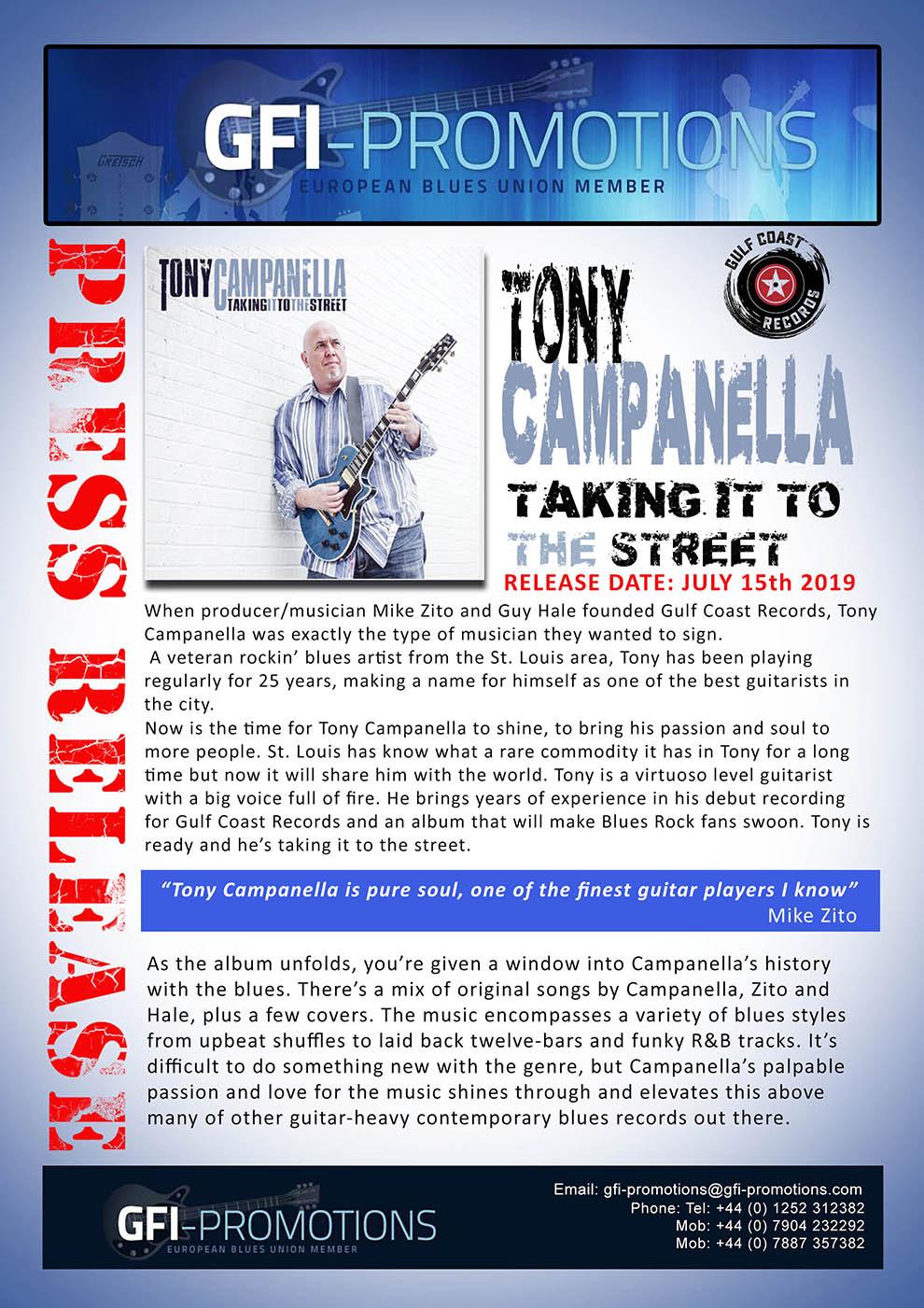 Tony Campanella