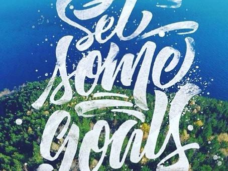Set Some Goals: Mini-Morning Devotional