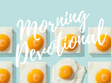 I Am Accepted: Mini-Morning Devotional