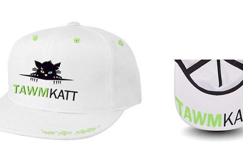 TAWMKATT Ball Cap White (COMING SOON!)