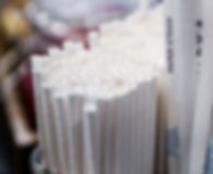 Earthytude paper straws