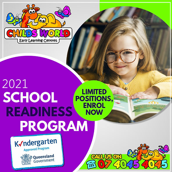 CW SCHOOL READINESS - Made with PosterMy
