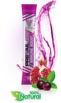 Valentus Prevail Immune Boost Drink Packet