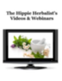Hippie Herbalist Videos and Webinars picture