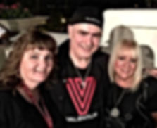 Joyce Jordan, Dave Jordan - Valentus CEO, Donna Murray