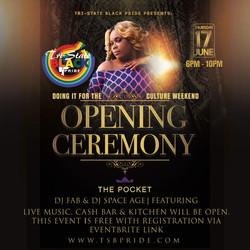 Eventbrite Opening Ceremony