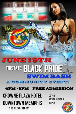 TSB PRIDE POOL PARTY