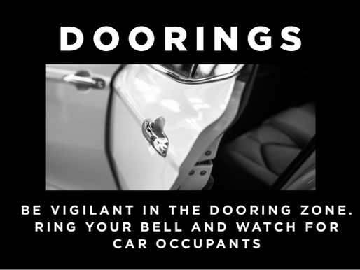 Doorings: A Cyclist's Guide