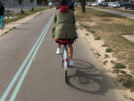 Dooring: This Cyclist's Biggest Fear