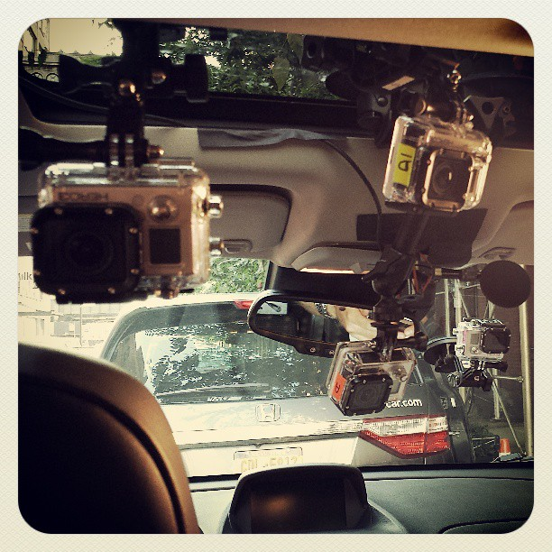 Holygopro #gopro3 #setlife #nycproduction #production