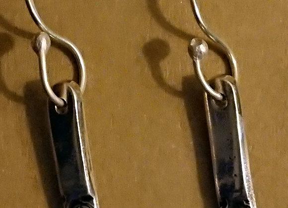 Little waves earrings