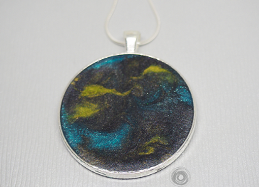 Icelandic river pendant