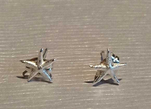 Starfish studs