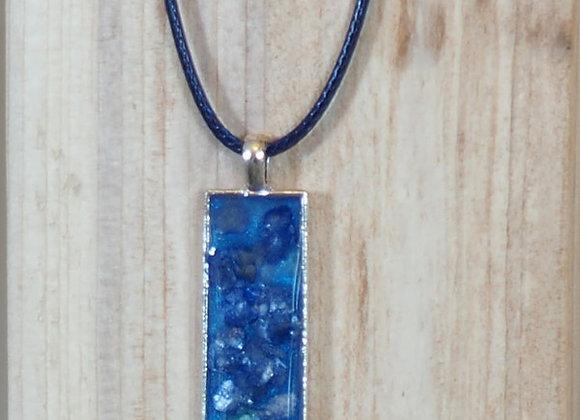 Adriatic Blue reef pendant