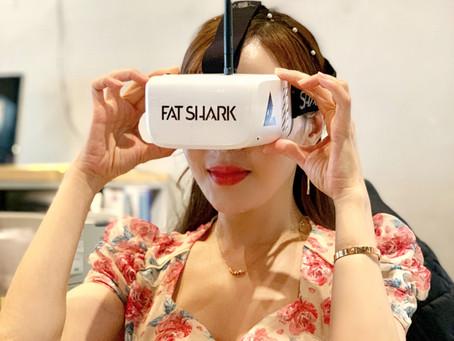대전드론매장 드론미디어 / 드론레이싱 고글(Fat Shark Recon V3 FPV Goggle)