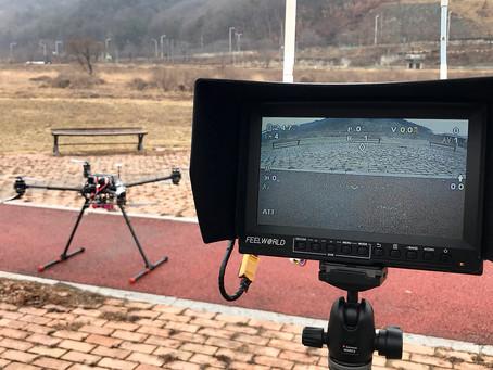 2018 Team꾸러기 한라산 프로젝트_ 테스트 비행_1