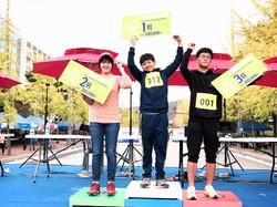 드론레이싱대회 비기너 1위