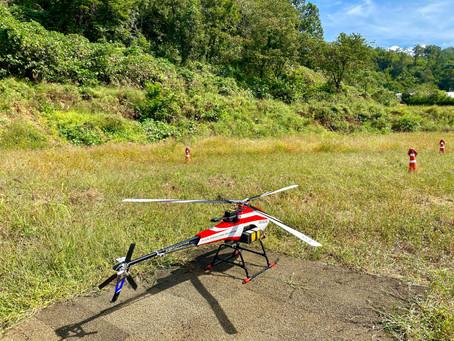 [무인헬리콥터자격증] 무인헬리콥터교육은 대전 드론미디어에서!(2020.09.28)