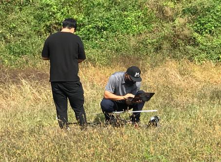 [무인헬리콥터자격증] 무인헬리콥터교육은 대전 드론미디어에서!(2020.10.02)
